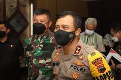 Kapolda Jateng: TNI-Polri Jamin Keamanan Bagi Masyarakat Yang Akan Melaksanakan Ibadah Paskah