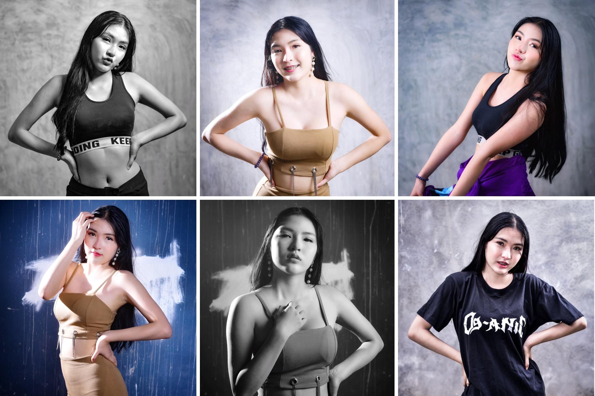 Model by Jida
