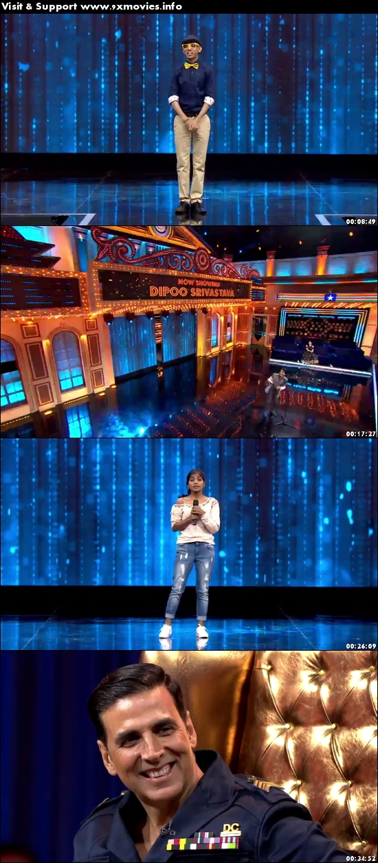 The Great Indian Laughter Challenge 01 October 2017 HDTV 480p 170MB