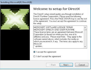 DirectX 9.0c (June 2010) ลิงค์ตรงจาก Microsoft ดาวน์โหลดฟรี