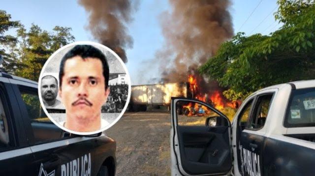"""Militares ubicaron a """"El Mencho"""" líder del CJNG, PERO fueron asesinados, reportan"""