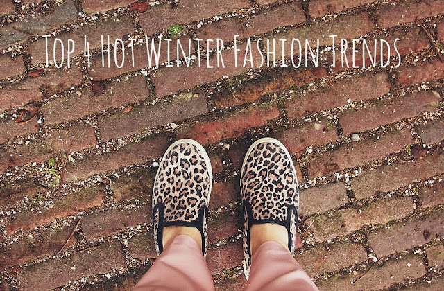 Top 4 Hot Winter Fashion Trends MakeUp Fun