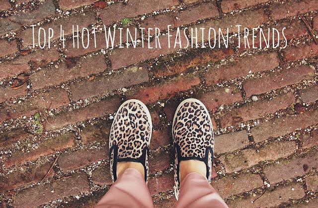 Top 4 Hot Winter Fashion Trends MakeUp Fun