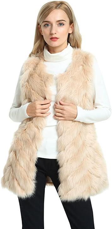 Best Faux Fur Vest for Women