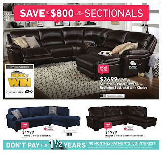 Leon's Flyer valid April 26 - May 2, 2018