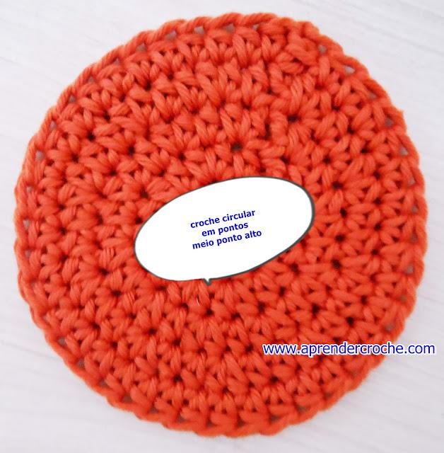 aprender croche espiral circular tubular espiral blacklist edinir-croche curso de croche dvd