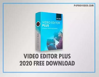 Movavi Video Editor Plus 2020 Free Download - p4provider.com