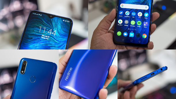 Realme 3 Pro images by AndroidCentral