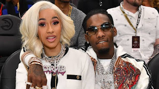 Cardi B Lashes Offset With $500,000 In Cash For Birthday