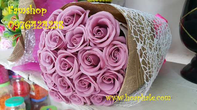 Hoa hong sap thom vinh cuu o Chuong My