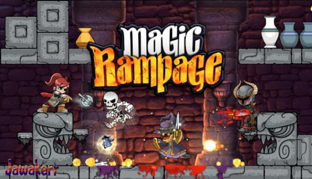 Download Magic Rampage for Android and iPhone for free