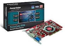 ATI Radeon 9550 Sterowniki Windows