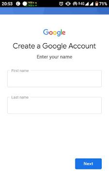 Cara Mudah Membuat Email Google di Android