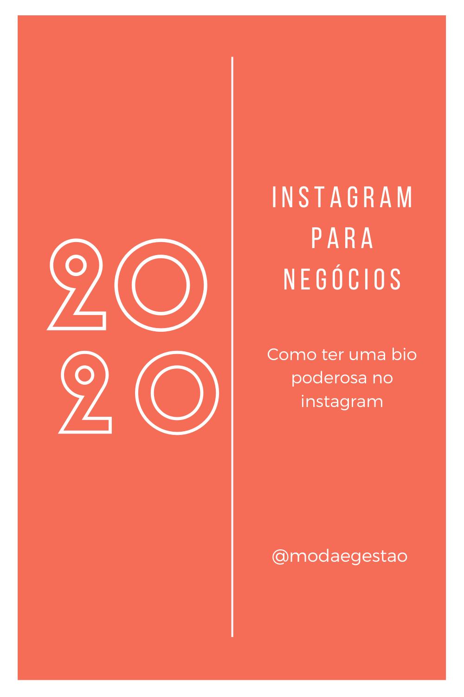 Biografia do instagram sem segredos: como ter uma bio poderosa