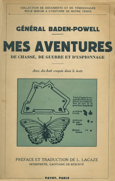 Baden-Powell… Fortifications et espionnage !
