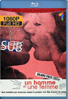 Un Hombre Y Una Mujer [1966] [1080p BRrip] [Frances-Subtitulado] [HazroaH]