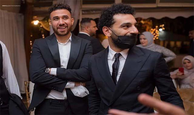 إصابة اللأعب محمد صلاح بكورونا