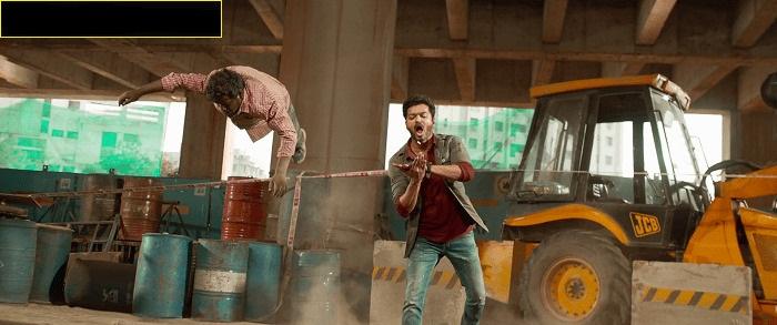 Sarkar (2018) Hindi Dubbed Movie Cinemetography