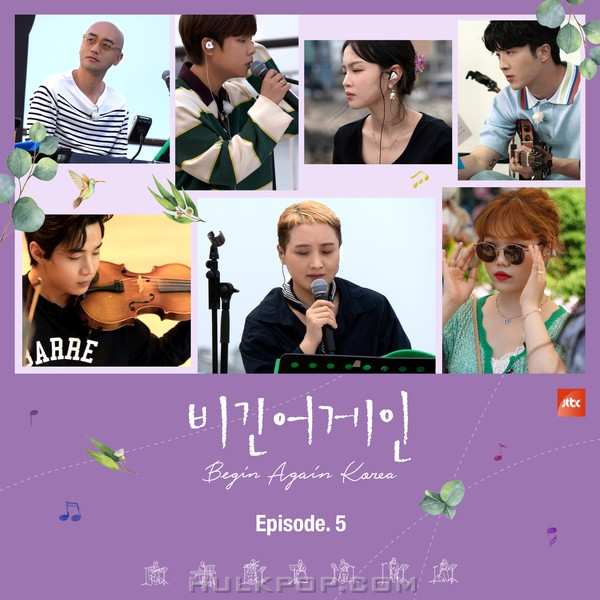 HENRY – JTBC Begin Again Korea Episode.5