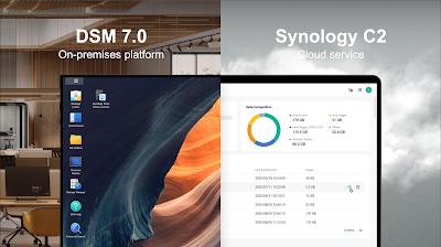 Synology เปิดตัว DSM 7.0 และส่วนขยายคลาวด์ Synology C2