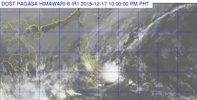 Philippines Pagasa Latest Weather Update Today