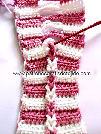 como-tejer-trenza-relieve-crochet