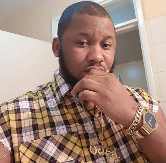Revealed! Meet Ronke Odusanya's babydaddy... He speaks on welcoming their daughter too