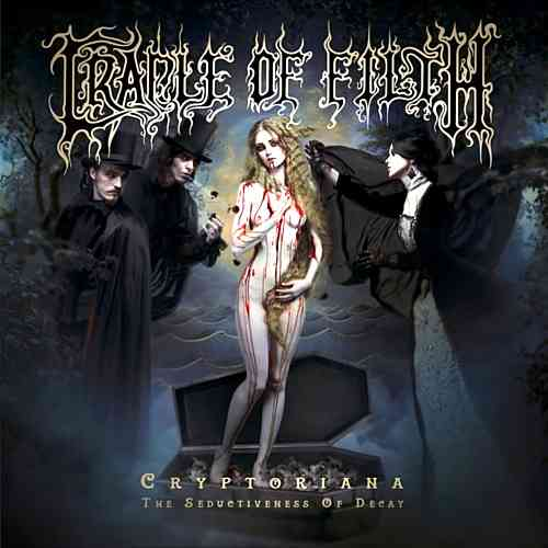 "CRADLE OF FILTH: Video για νέο κομμάτι ""Heartbreak And Seance"""