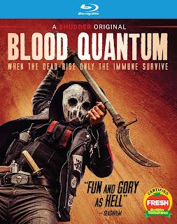 Blood Quantum [BD25] *Subtitulada