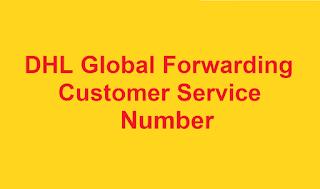DHL Global Forwarding Customer Service