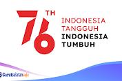 Logo Peringatan Hari Ulang Tahun Ke 76 Kemerdekaan Republik Indonesia Tahun 2021