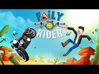 Faily Rider APK (MOD Premium Content Unlocked)