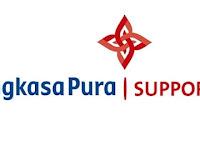 PT Angkasa Pura Support - Penerimaan Untuk SMA, SMK, D3,S1, April 2020