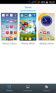 Custom Rom IBIS - prahadroid dari Ex mobile for Mito A330  Fantasy Selfie 2