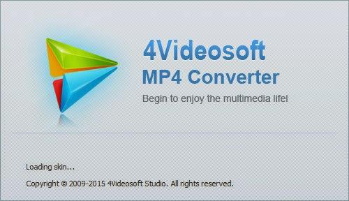 4Videosoft MP4 Converter Free