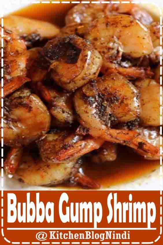 4.8★★★★★ | Bubba Gump ShrimpEnjoy shrimp Bubba Gump style. #BubbaGump #Shrimp #Healty