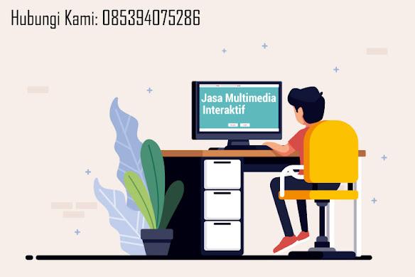 Jasa Pembuatan Multimedia Interaktif