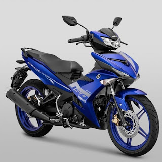 Pilihan Warna Yamaha MX King 150 2020