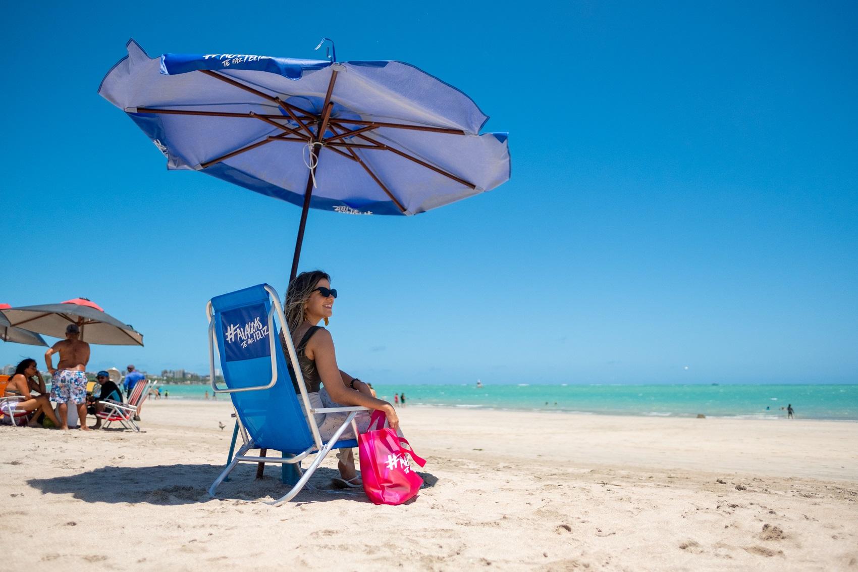 Alagoas lança Campanha de Verão nas Praias Urbanas de Maceió