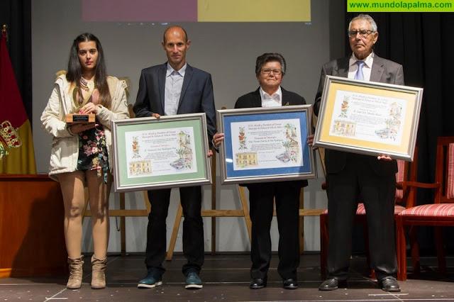 Villa de Mazo reconoce a sus 'Destacados' y 'Jóvenes Destacados' del municipio 2018