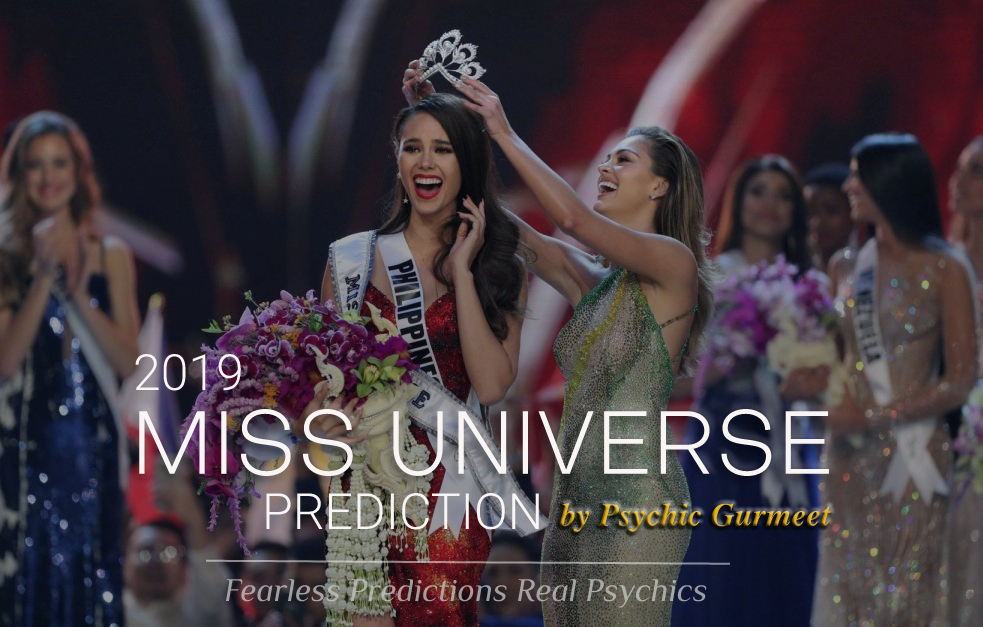 Fearless Predictions Real Psychics Miss Universe 2019