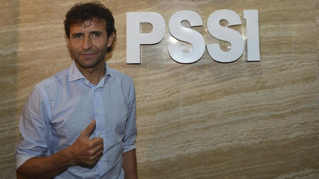 PSSI Berencana Sertakan Pelatih Lokal Sebagai Asisten Luis Milla