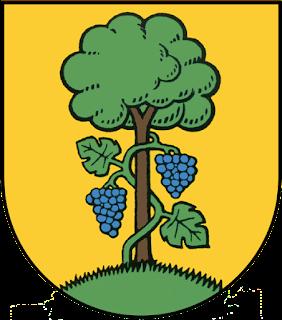 La vigne de Monseigneur Lapinot  Buchthalen-Wappen