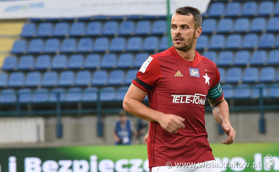 Outstanding Wisła Kraków 16-17 Home and Away Kits Released ...
