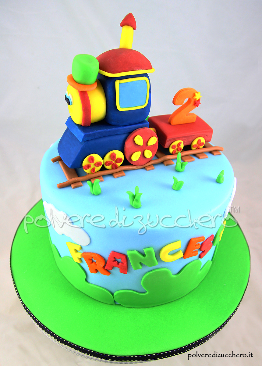Train Cupcake Ideas