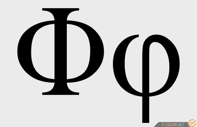 Kadın ve erkek sembolleri