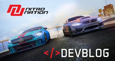 تحميل مباشر - لعبة الإثارة والسباق Nitro Nation Drag Racing مهكرة