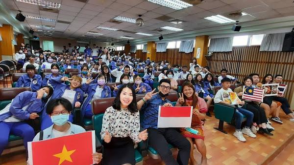二林工商培養學生國際觀 品味馬印泰越四國文化