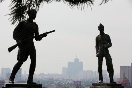 Decretan contingencia extraordinaria en Ciudad de México