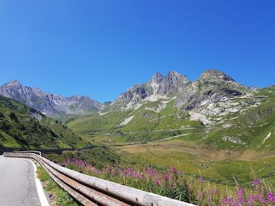 Passo San Bernardo Valle d'Aosta
